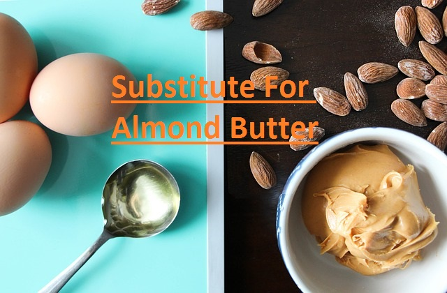 Substitute For Almond Butter