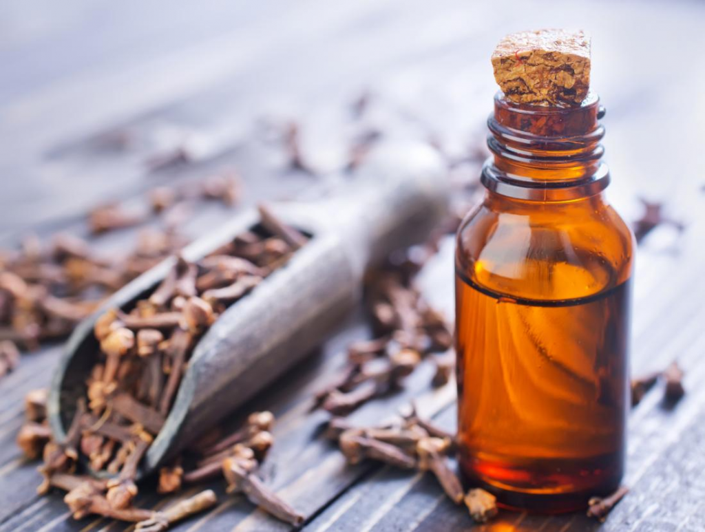 Clove Oil In Grocery Store