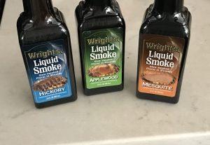 Liquid Smoke In Grocery Store