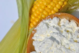 Where to find cornstarch in grocery store?