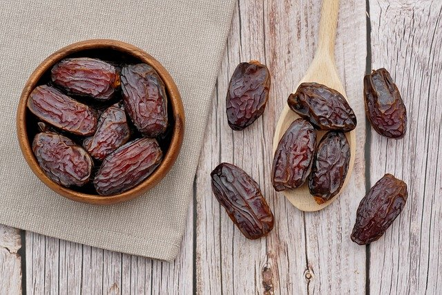 Where are Dates in the Grocery Store