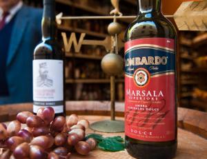 marsala wine In Grocery Store